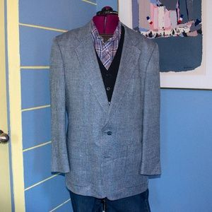 VTG Dior Silk blazer